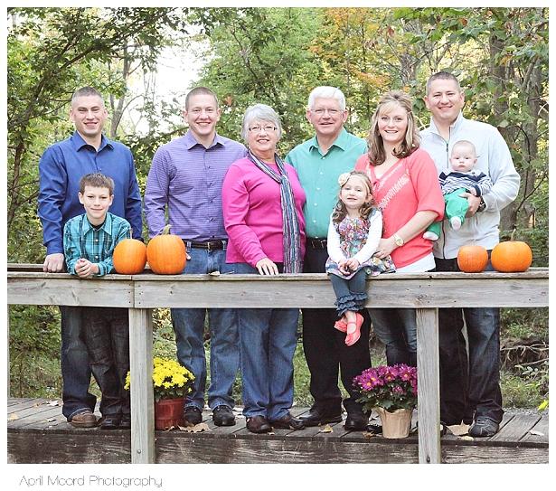 Fort Wayne Family Photos