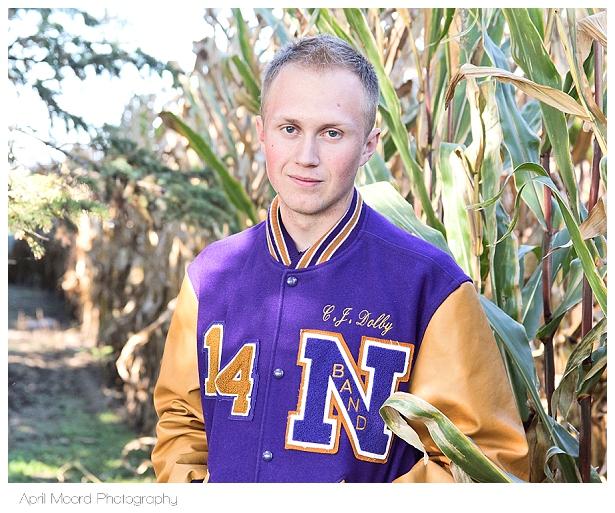 New Haven Senior Photos