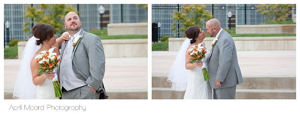 Fort Wayne Wedding Parkview Field