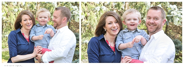 Family photos by April Moord Photography