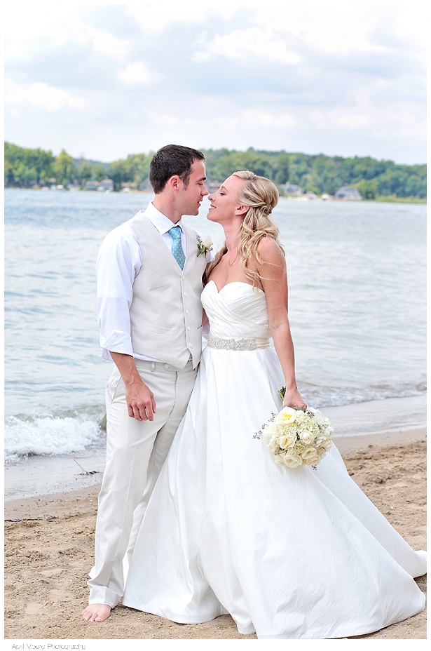 Pokagon State Park Wedding