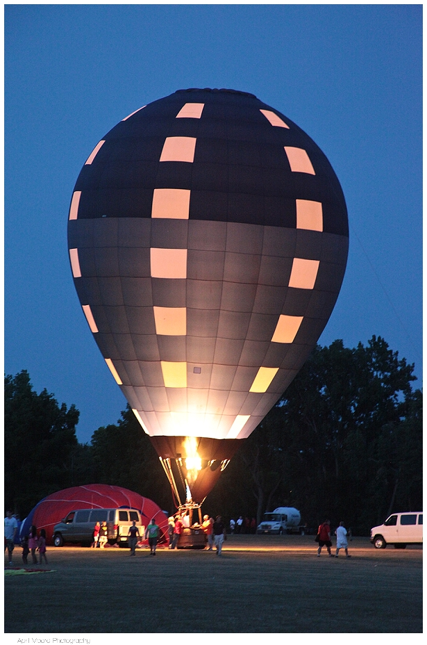 BalloonFest Findlay Ohio